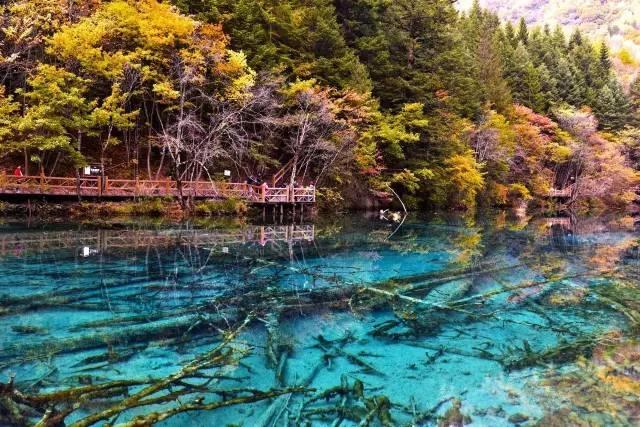 世界9大最美水域 中国居然在这里