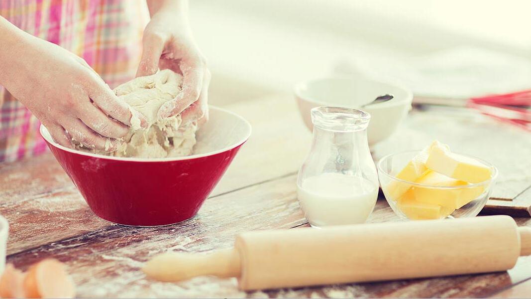 厨房烘焙技巧多 有了这份宝典再也不用愁烘焙失败啦