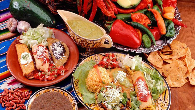 点单菜鸟的救星 | 墨西哥餐饮点菜大全