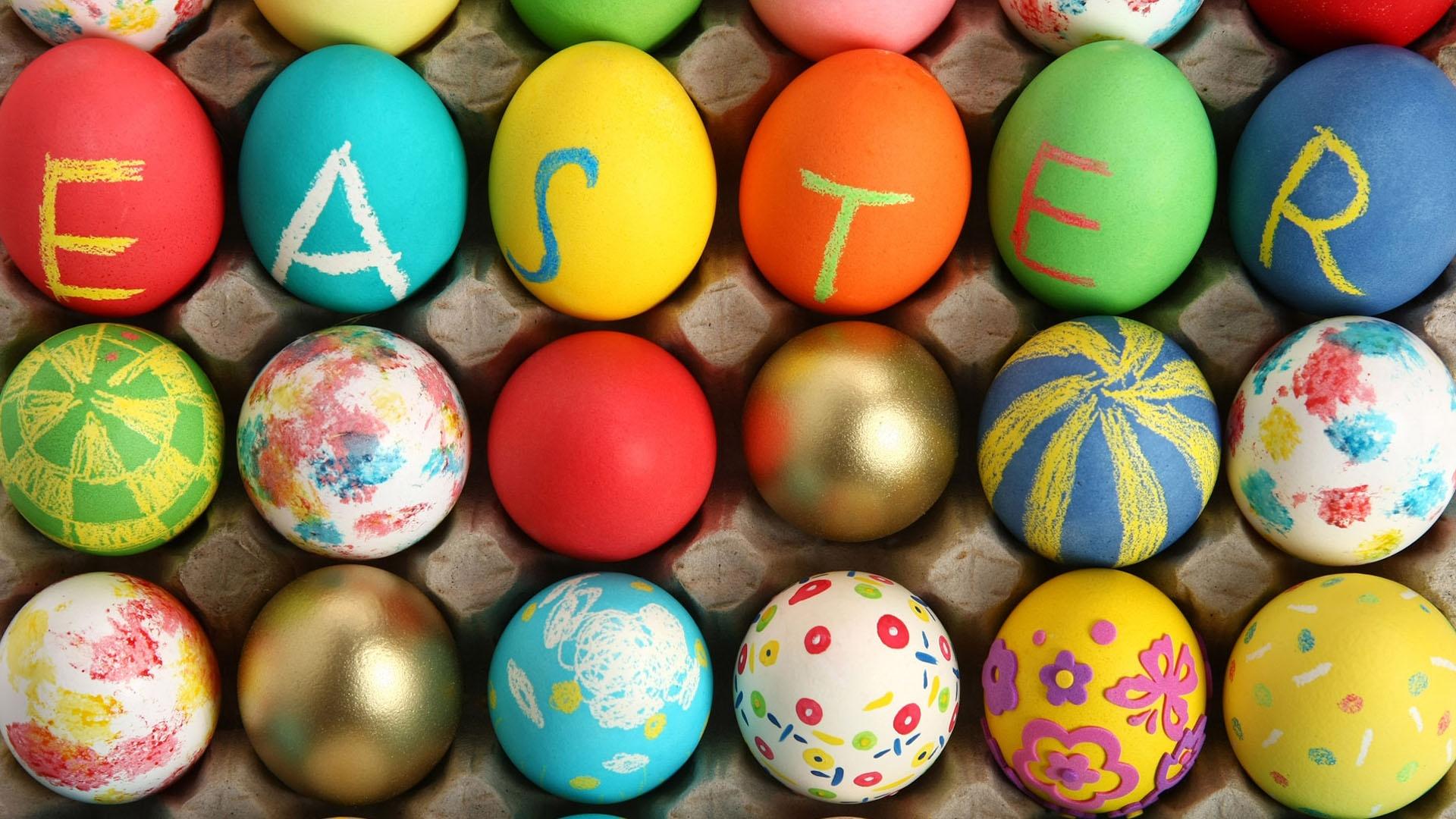 科普 | 关于复活节,只知道彩蛋可不行!你还需要知道这些......