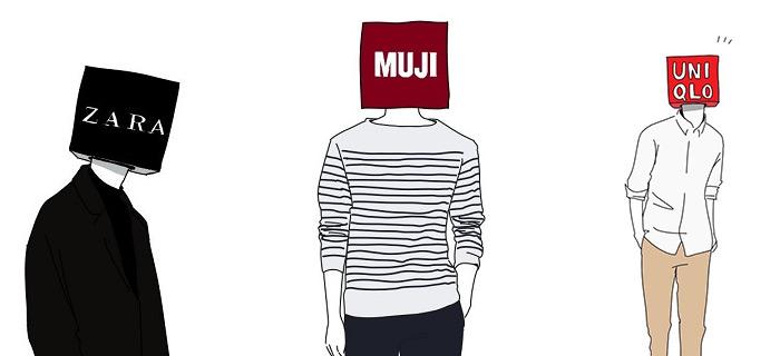 這些品牌在日本插畫師 punko 筆下,都變得男友力 Max
