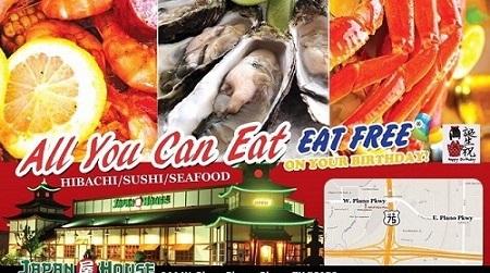 母亲节特惠!吃自助,Japan House送您椒盐智利鳕鱼!