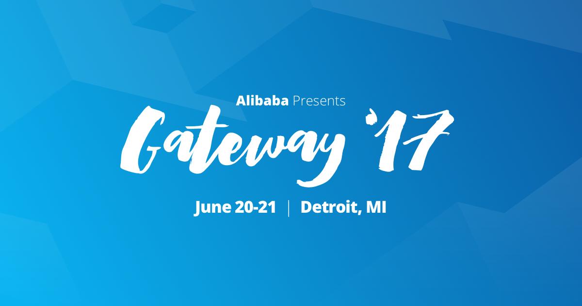 阿里巴巴要改变世界经济? | Gateway '17全方位回顾