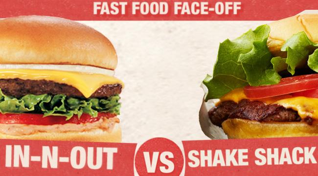 吃货必备 | 东西海岸大比拼!论Burger到底哪家强?