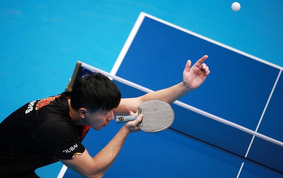 2017华夏CaP杯乒乓球单打比赛 冠军$800每组都设奖金