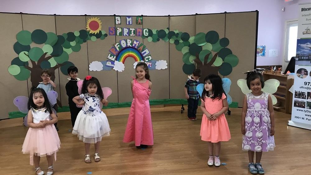 天翼蒙特梭利双语学校热烈庆祝春季毕业典礼圆满结束