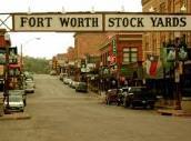 牲畜交易历史区(牛仔村)