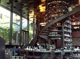 紫色咖啡馆酒吧