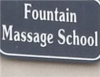 Fountain Massage School