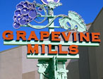 Grapevine Mills Mall 购物中心