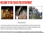Frisco 消防局