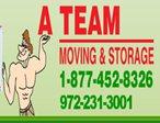 A Team Moving & Storage 搬家公司