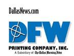 DFW Printing Company印刷公司