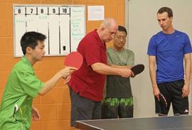 北德州乒乓球俱乐部