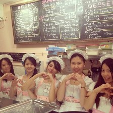 日本女仆咖啡厅
