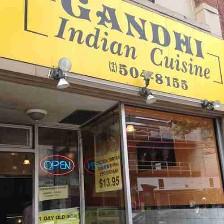 Gandhi Cuisine