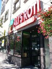 Ali's West Indian Roti Shop