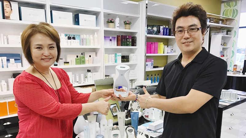 Ezsu Hair 1 韩国美容美发沙龙