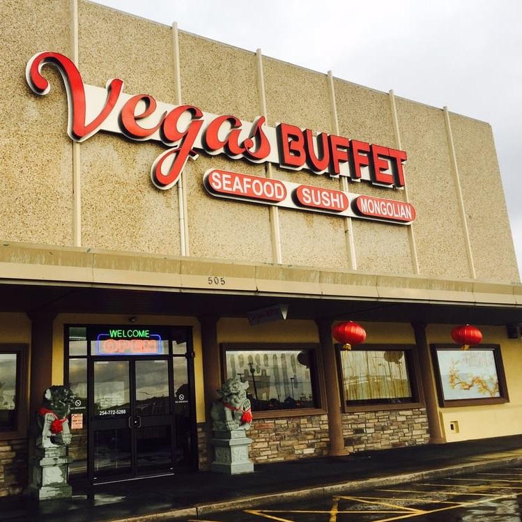 Vegas Buffet
