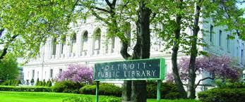 Detroit Public Library(E 7 Mile Rd)