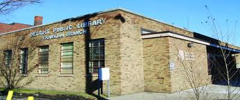 Detroit Public Library Branch Locations(550 Chene St)