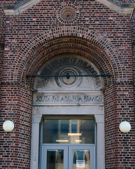 South Philadelphia Library(S Broad St)