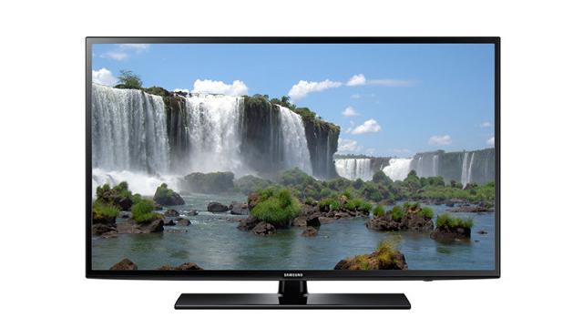 【直降$1100!】三星55英寸背光全彩智能电视