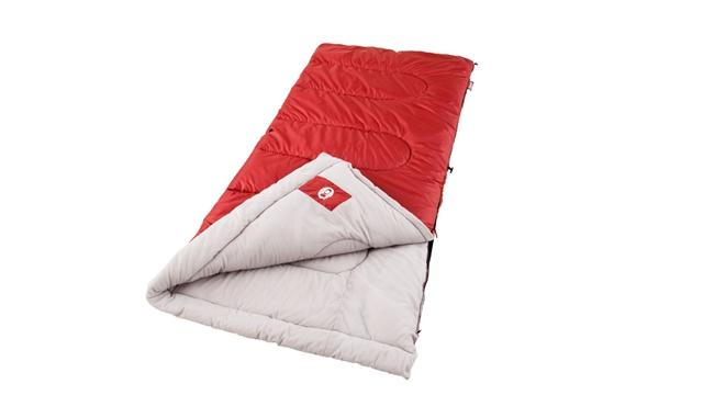 保暖睡袋史低价 $16.49