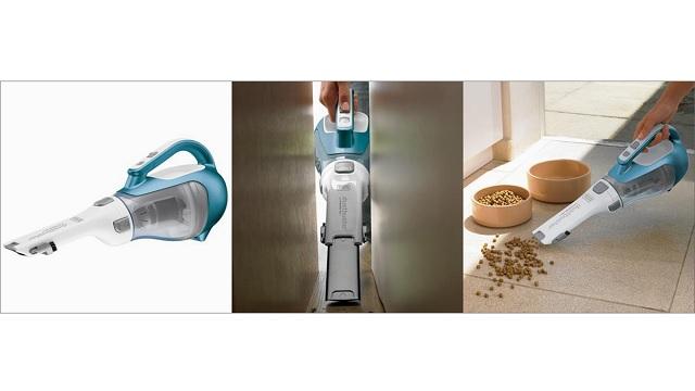 亚马逊销量第一超方便无绳手提式吸尘器