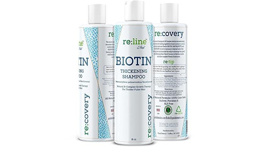 Biotin 天然生物素防脱洗发水