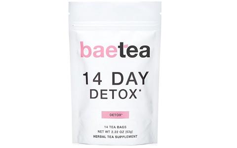 Baetea 14天肠道排毒茶