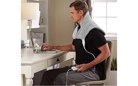 Sunbeam 肩颈热疗垫