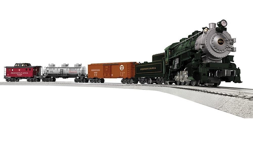 Lionel火车模型玩具-孩子们的最爱!