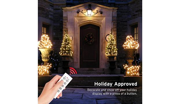 Etekcity无线远程控制插座开关