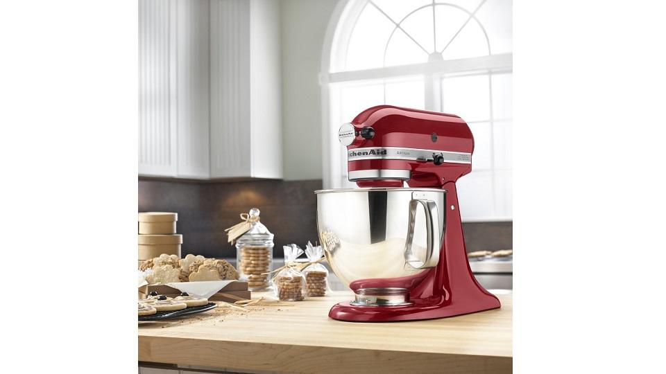 KitchenAid Artisan系列 5夸特 厨师机热卖!多色可选!