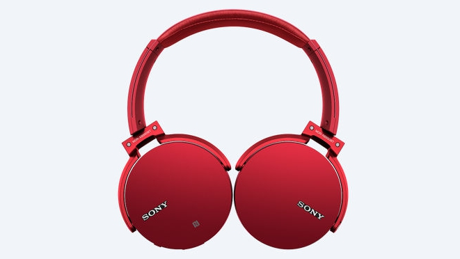 Sony MDR-XB950BT/B重低音蓝牙耳机