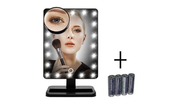FLYMEI触摸屏LED高清化妆镜