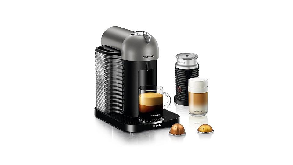 Nespresso智能胶囊咖啡机-配套牛奶起泡器