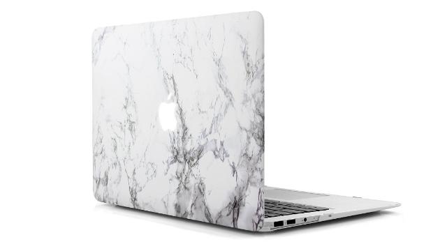 史低!iDOO亚光软触感电脑保护套-大理石条纹