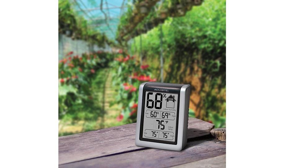 AcuRite 00613室内温度湿度两用监测器