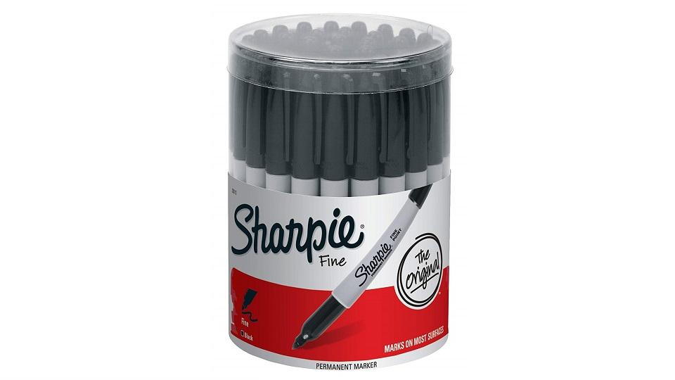 Sharpie Fine Point不褪色奇异笔-36支裝