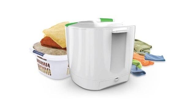 Laundry Pod 非电动洗衣机-贴身内衣分开洗,不用电