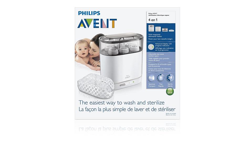 Philips AVENT 飞利浦电子蒸汽奶瓶消毒器