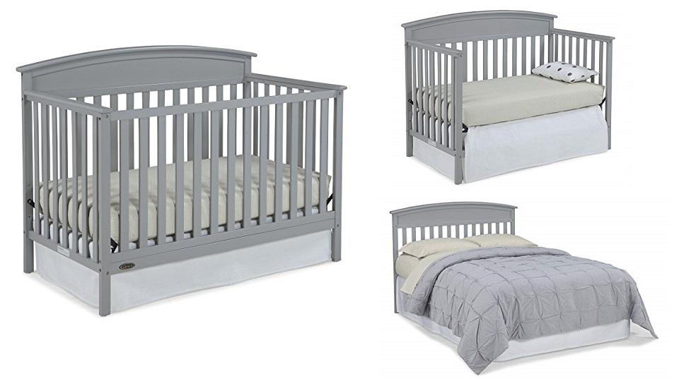 葛莱本顿5合1多功能婴儿床