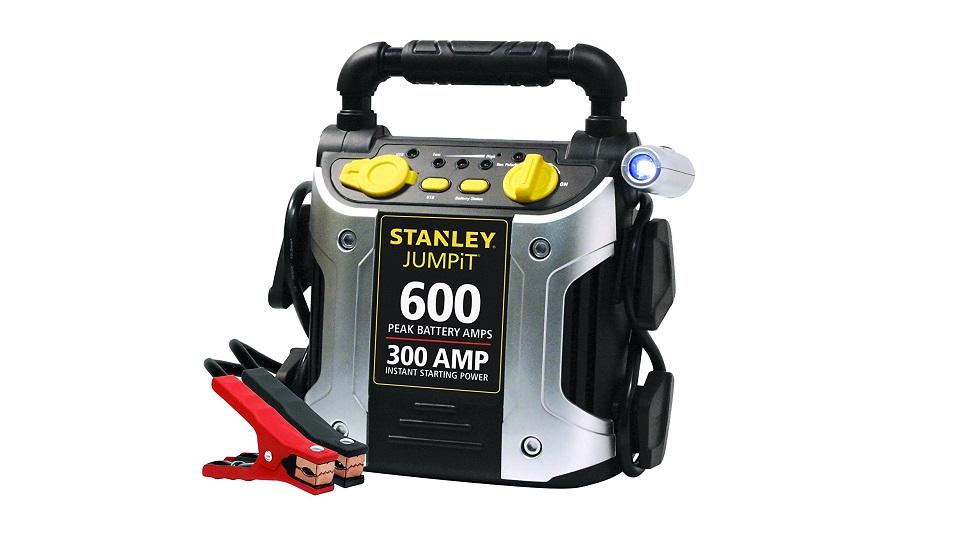 Stanley 史坦利J309 汽车电池充电/启动器