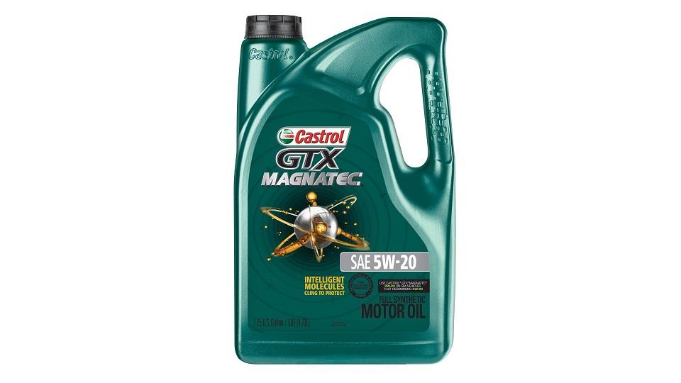 Castrol Magnatec磁护 5夸托装5W-20机油