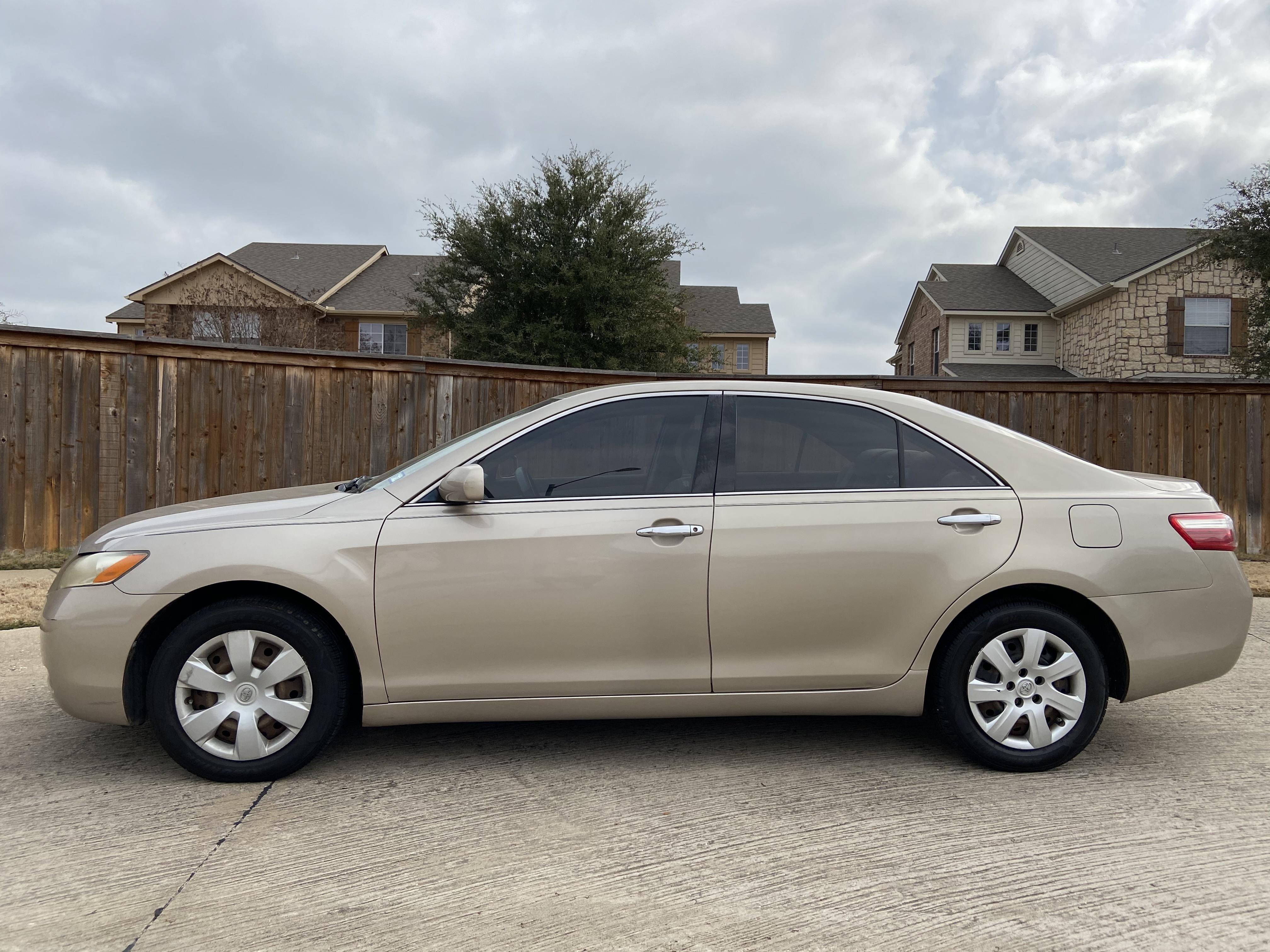 卖车 07年 Toyota Camry $4200