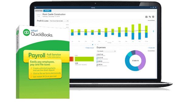 Intuit QuickBooks会计软件操作晚间课